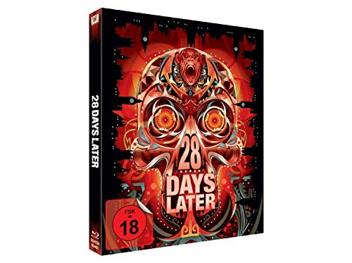28 Days Later (28 Tage Später) - Exklusiv Limited Schuber Edition (O-Card Horror Edition 2018) Unrated [Blu-ray]