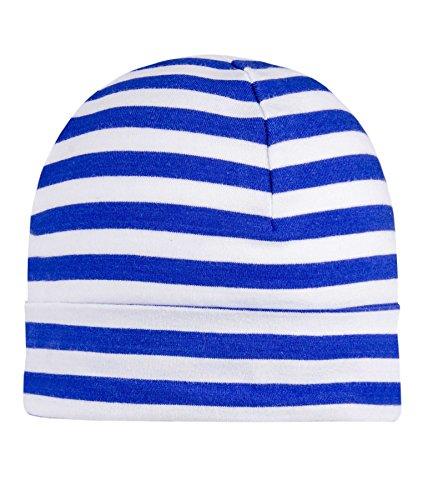 Döll Topfmütze Jersey-3690 - Bonnet - Mixte, Bleu (Victoria Blue 3690), 57