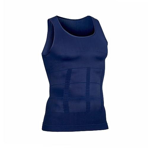 154de69e0dc Hoter Mens Body Shaper Slimming Vest