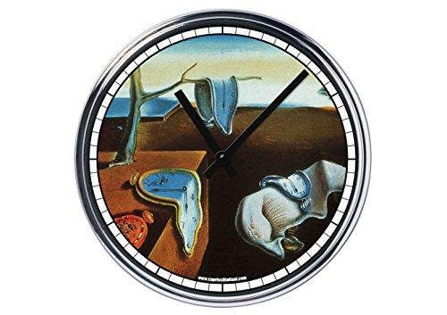 Reloj de Partete de acero Salvador Dali 'la persistenza della memoria