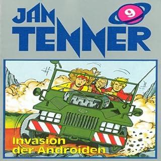 Invasion der Androiden (Jan Tenner Classics 9) Titelbild