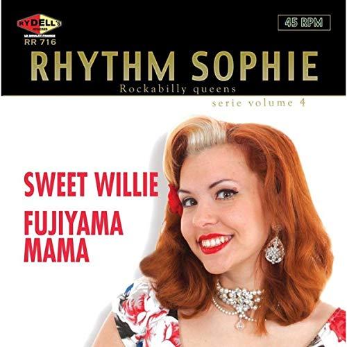 Sweet Willie b-w Fujiyama Mama 7inch, 45rpm, PS