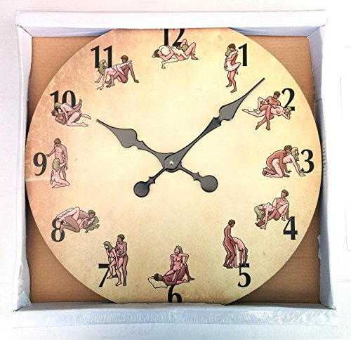 Biscottini, Horloge murale Kamasutra diamètre 50 cm