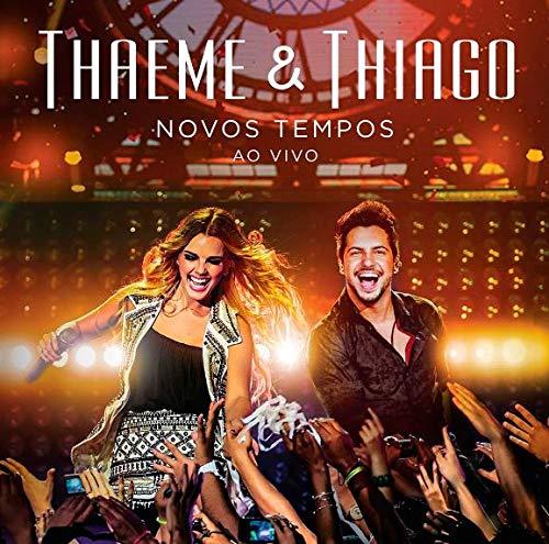 Thaeme & Thiago - Novos Tempos - Ao Vivo [CD]