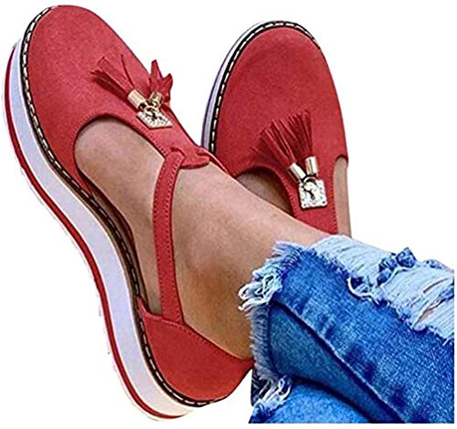 JSONA Women Platform Sandals for Summer Orthopedic Bunion Corrector Orthopedic Deformity Casual Slippers Ladies Open Toe Foot Correction Beach Rome Shoes