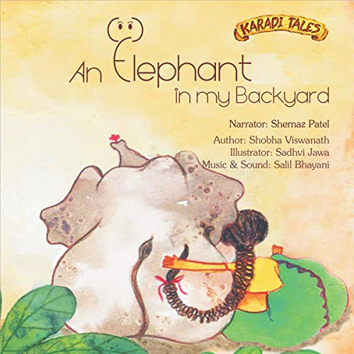 An Elephant in My Backyard cover art