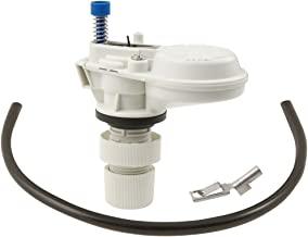 Waxman PlumbCraft Toilet Fill Valve Replacement - DIY Anti-Siphon Installer Kit - White