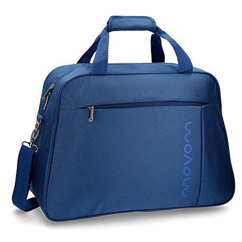 Movom Manhattan Travel bag Blue 50x35x22 cms EVA 40.25L