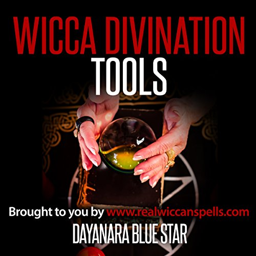 Wicca Divination Tools audiobook cover art
