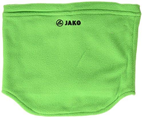 JAKO Heren Neckwarmer Profi, soft green, one size