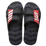 Chanclas de Masaje Zapatillas de los hombres de moda de interior casero de baño ducha de hidromasaje al aire libre de gran tamaño de los hombres del verano de las sandalias del desgaste y zapatillas Z
