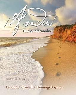 ¡Anda! Curso intermedio (3rd Edition)