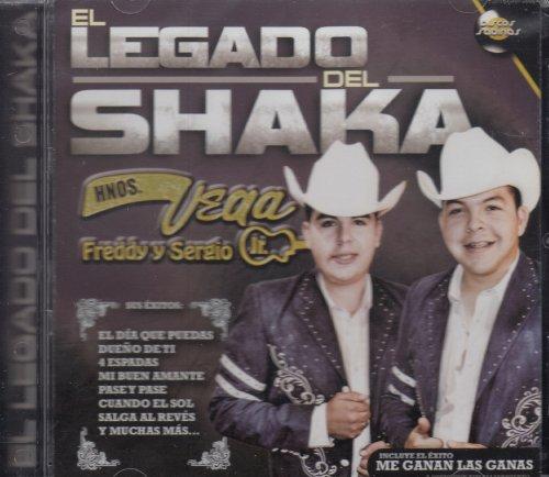 Hermanos Vega Freddy Y Sergio El Legado Del Shaka