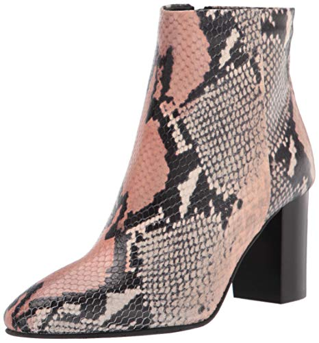 Aquatalia womens Bootie Ankle Boot, Rose, 6.5 US