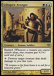 Magic: the Gathering - Giltspire Avenger - Conflux
