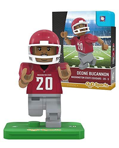 oyo NCAA Mini-Figur Washington, State Cougars Deone Bucannon Gen 2 Spieler, klein, Schwarz