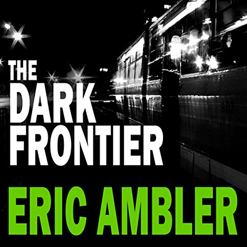 The Dark Frontier cover art