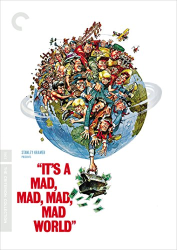 It's a Mad, Mad, Mad, Mad World (The Criterion Collection)