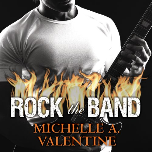 Rock the Band audiobook cover art