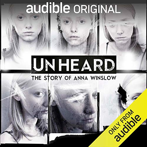 Page de couverture de Unheard: The Story of Anna Winslow