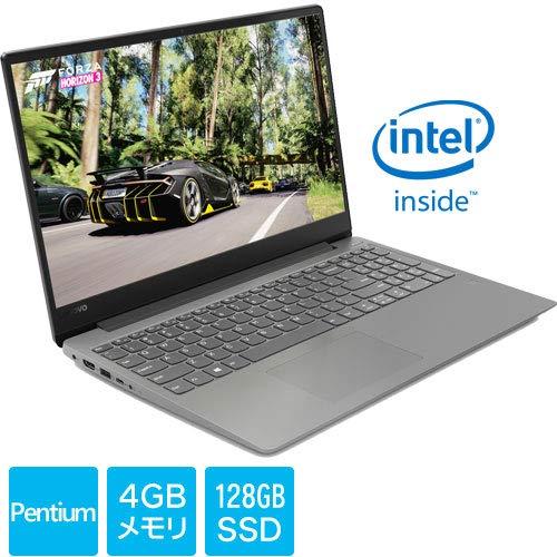 81F500JWJP [ideapad 330S(Pentium 4GB SSD128GB 15.6FHD W10H64 Gray)]