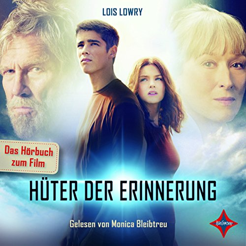 Hüter der Erinnerung Audiobook By Lois Lowry cover art