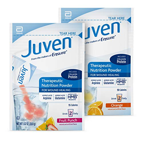 Juven Therapeutic Nutrition Drink Mix Powder for...