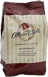 ODC MADE IN ITALY Kit Composé de 160 CAPSULES DÉCAFÉINÉES Compatible Avec Les Machines à Café NESCAFÉ DOLCE GUSTO.
