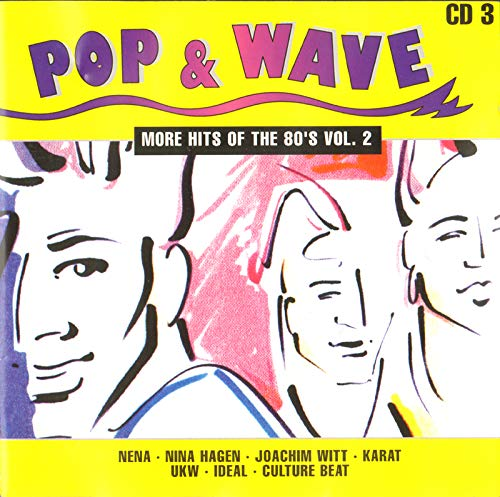 More Hits of the 80s Vol. 2 (3) [Diverse, CD mit 16 Titeln]