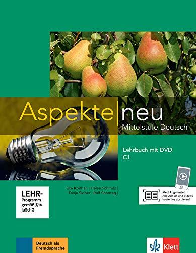 Aspekte. Lehrbuch. Per le Scuole superiori. Con DVD-ROM. Con espansione online: Aspekte neu c1, libro del alumnocon dvd: 3 (ALL NIVEAU ADULTE TVA 5,5%)