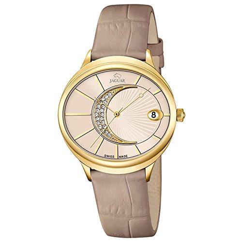 Jaguar Daily Classic J803/2 Reloj de Pulsera para mujeres Fabricado en Suiza