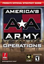 America's Army - Operations Game & Guide Pack de Prima Development