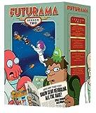 Futurama - Season 2 Collection (4 DVDs) [Alemania]
