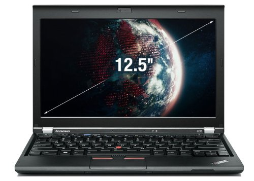 Lenovo X230t 31,8 cm (12,5 Zoll) Laptop (Intel Core i5 3320M , 2,6GHz, 4GB RAM, 180GB SSD, Intel HD 4000, Win 7 Pro)