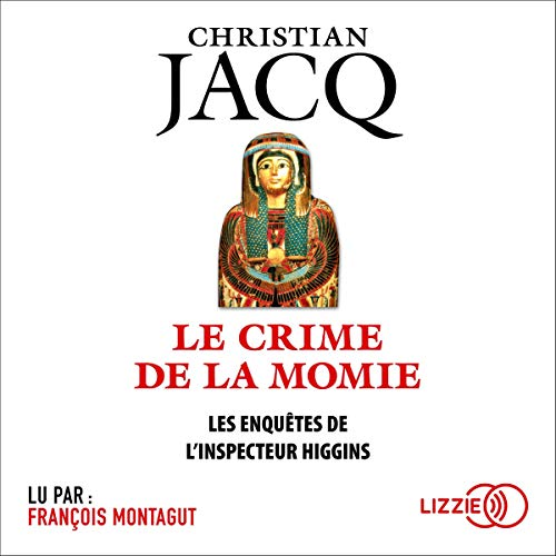 Le Crime de la momie cover art