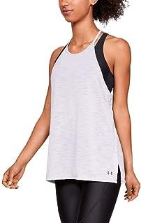UA Threadborne High Neck XS Mod Gray