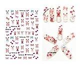 Con gli adesivi per unghie, puoi decorare le unghie da solo, non è necessario pagare per un salone di bellezza. ci sono modelli assortiti e puoi scegliere ciò che ti piace per decorare le tue unghie. perfette per uso domestico e salone di bellezza. r...