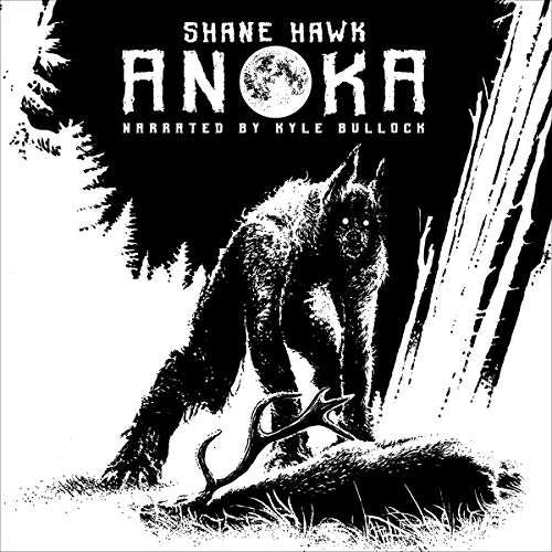 Anoka Audiobook By Shane Hawk cover art