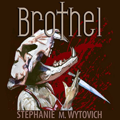 Brothel audiobook cover art