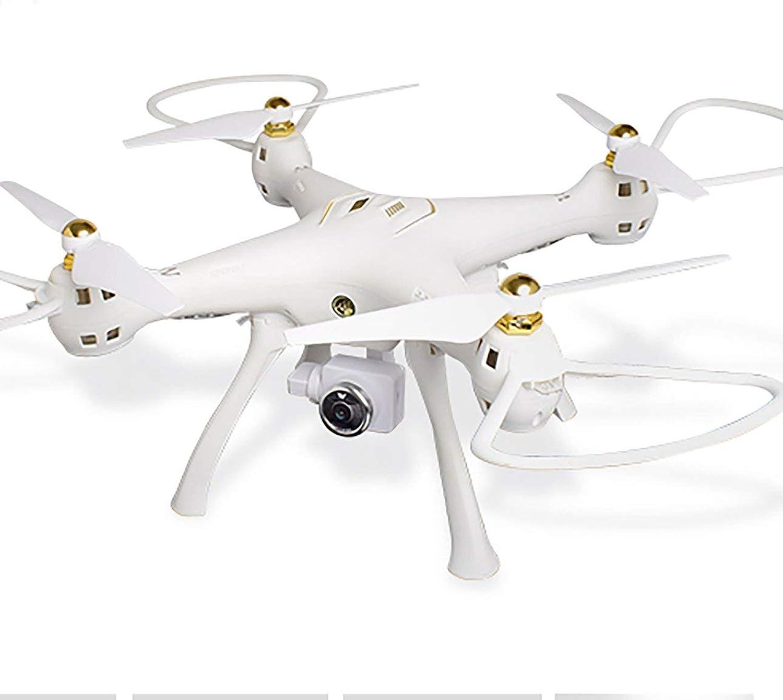 Ballylelly-Drohne mit Kamera W8 RC Drohne mit 720P Kamera GPS Quadrocopter Fern WiFi FPV Drohne von Ballylyly