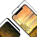 Vkaiy Bildschirmschutzfolie für Xiaomi Mi 8/ Mi 8 Pro, [Vollständige Abdeckung][0.33mm Ultra-klar][9H Festigkeit][Frei von Kratzern Fingabdrücken & Öl], Panzerglas Glas Folie für Mi 8/ Mi 8 Pro, 2 Stück