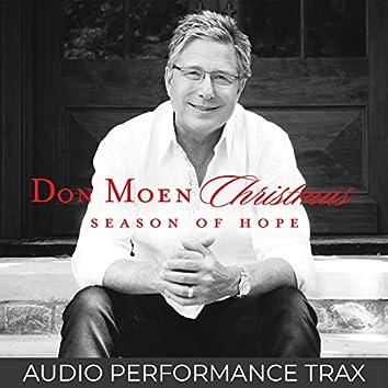 Christmas: A Season of Hope (Audio Performance Trax)