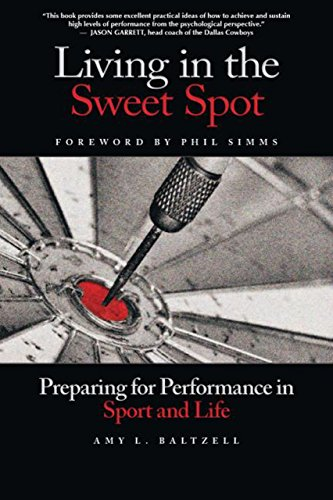 Living in the Sweet Spot: Preparing for Performance in...