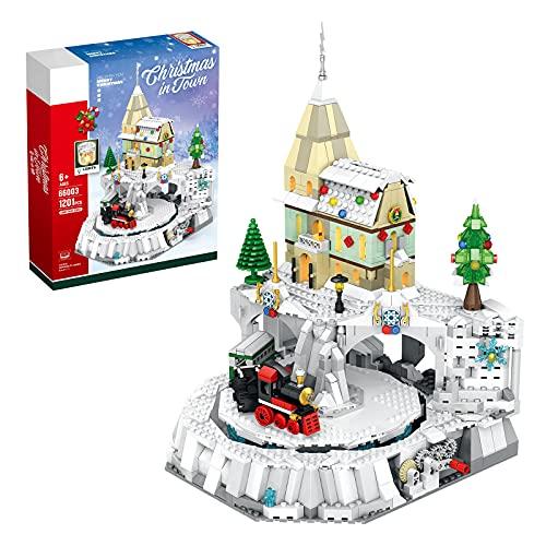 Super Bricks Weihnachten Klemmbausteine...