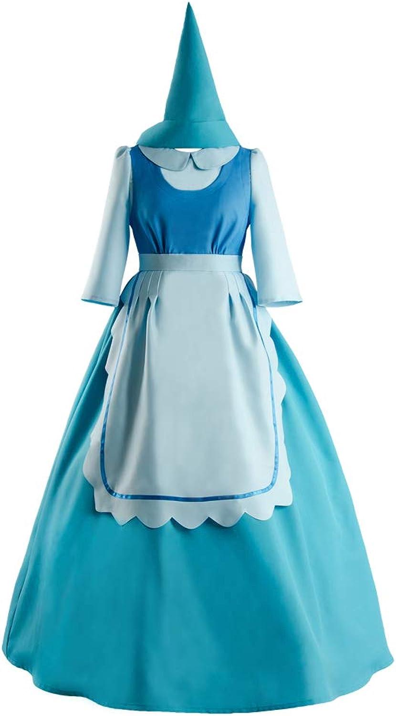 mejor vendido MingoTor sirvienta Maid Criada Dress Vestido Vestido Vestido Adulta Adulto Disfraz Traje de CosJugar Ropa Mujer XXXL  se descuenta