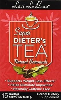 Laci Le Beau Super Dieter s Tea Cleanse
