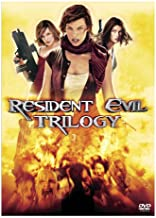Resident Evil Trilogy 1-3