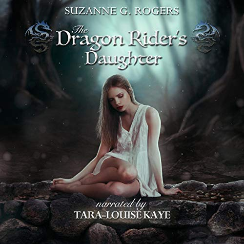 The Dragon Rider's Daughter audiobook cover art