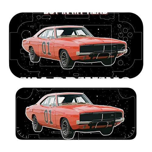 I May Look Like General Lee Dukes Of Hazzard Theme Switch lite exclusive skin, Nintendo Switch sticker protective film, Switch full device exclusive skin sticker protective film