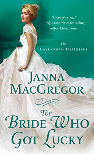 book cover of The Bride Who Got Lucky